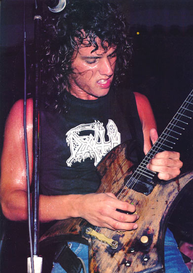 chuck schuldiner tattoo - photo #25